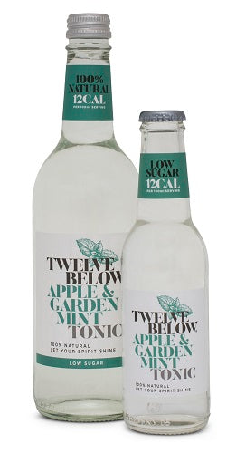 Apple & Garden Mint Tonic