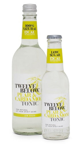 Pear & Cardamon Tonic