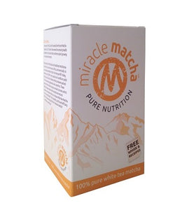 Miracle Matcha white tea powder 50g Tin