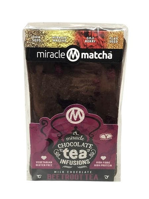 Miracle Chocolate Tea Infusions - Healthier Chocolate Slabs