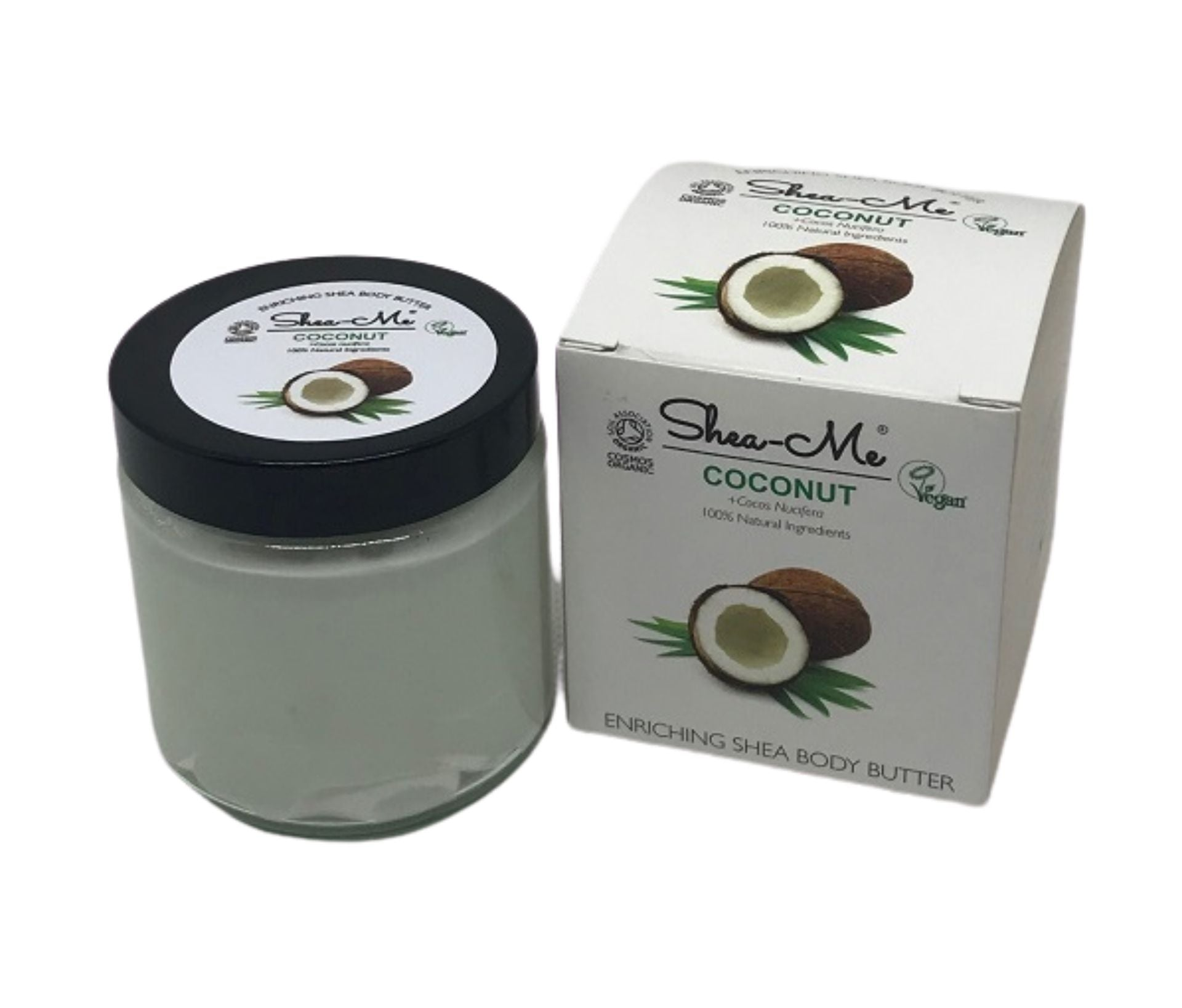 Coconut Oil Shea Body Butter