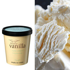 Dreamy Vanilla Ice Cream