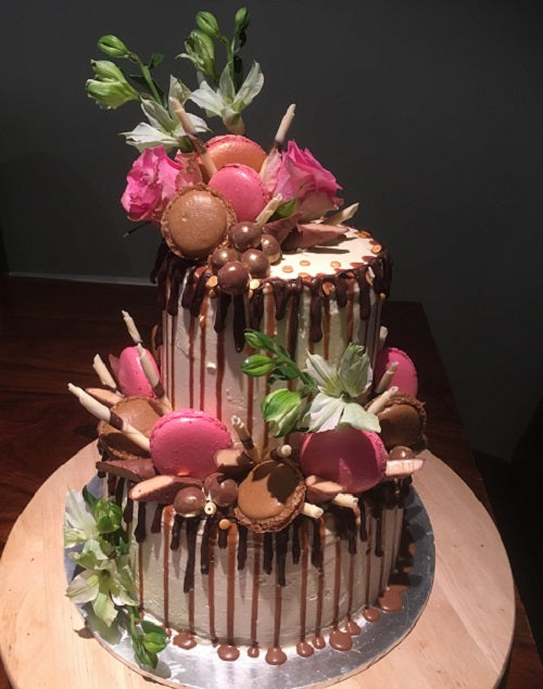 Breathtaking Birthday Cakes