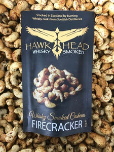 Whisky Smoked Cashews - Fire Cracker