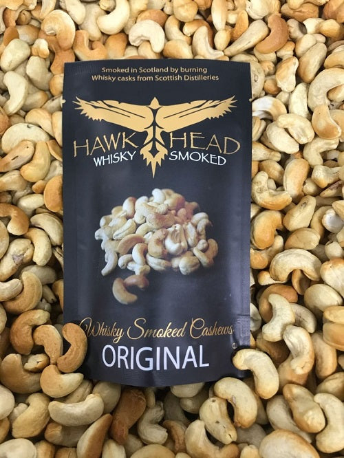 Whisky Smoked Cashews - Original