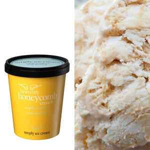 Heavenly Honeycomb Ice Cream