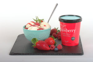 Simply Ice Cream - Sublime Strawberry