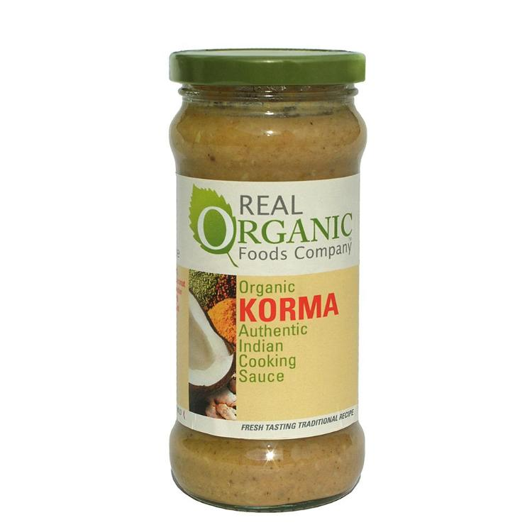 Korma Indian Cooking Sauce