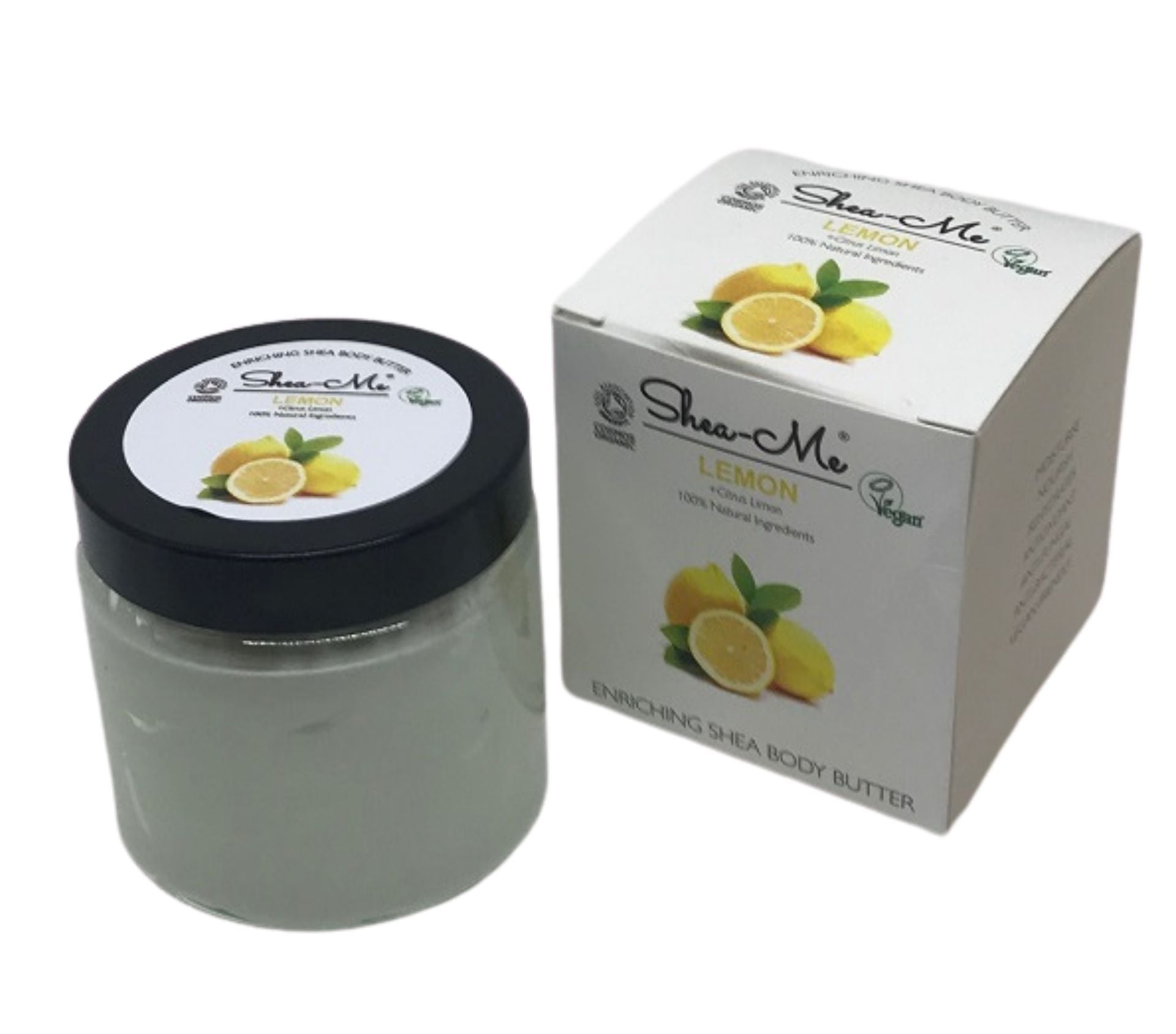 Lemon Oil Shea Body Butter