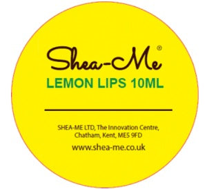 Lemon Lips Shea Body Butter 10ml