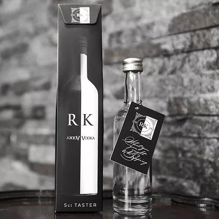 RK Vodka Miniture 5cl