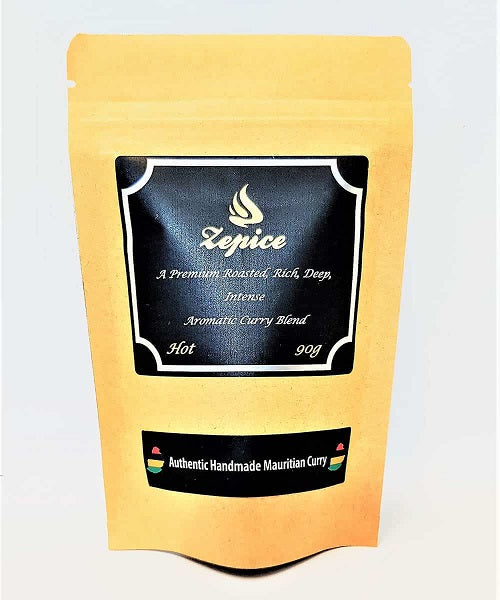 Premium Roasted Curry Blend - Hot