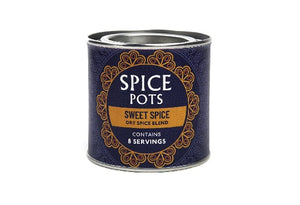 Sweet Spice Dry Spice Blend