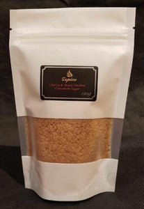Maple & Cherry Cinnamon Smoked Sugar -Pouch