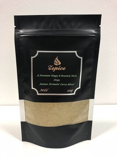 Premium Roasted Tangy Curry Blend - Mild