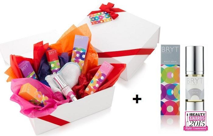 Haute Couture  Gift Box for Her with Nourish & Boost Serum