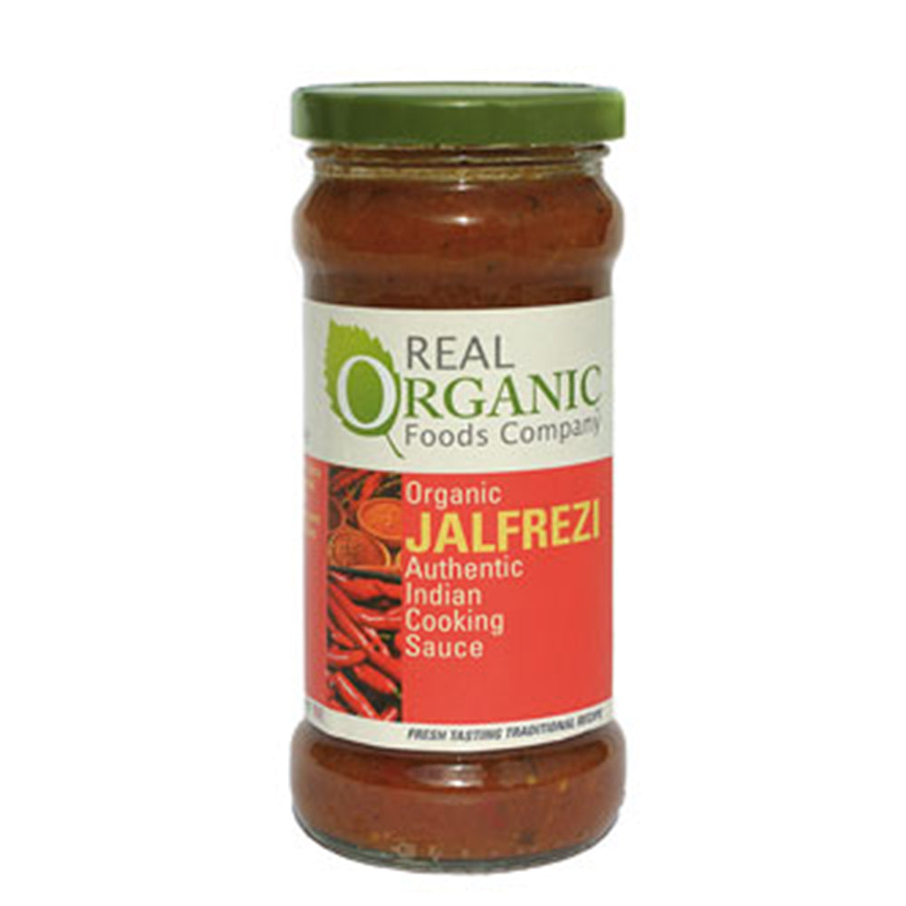 Jalfrezi Indian Cooking Sauce