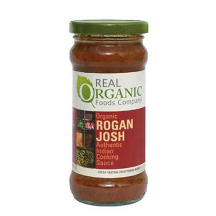 Rogan Josh Indian Cooking Sauce
