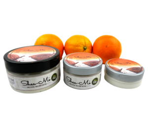 Orange Oil Shea Body Butter
