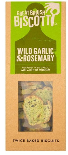 Wild Garlic & Rosemary