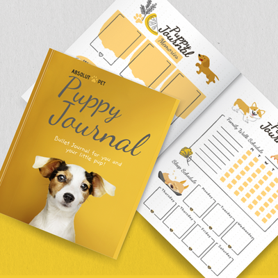 Absolut Puppy Journal