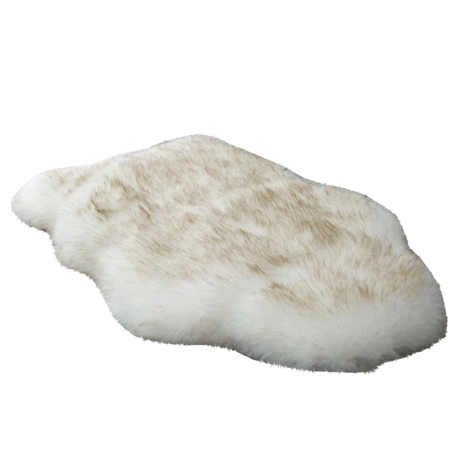 Soothing Rug Faux Fur Cover