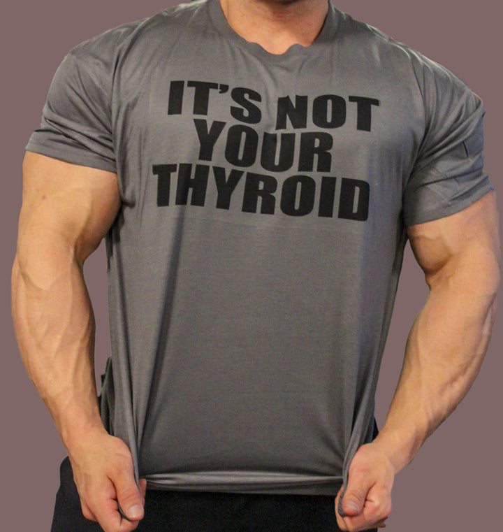 It's Not Your Thyroid