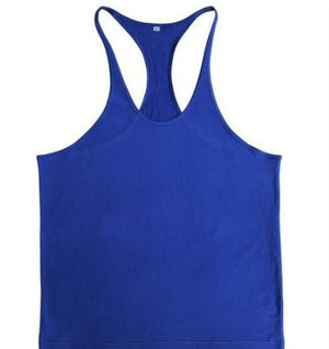 Men Singlet Gym Custom Stringer Tank Tops