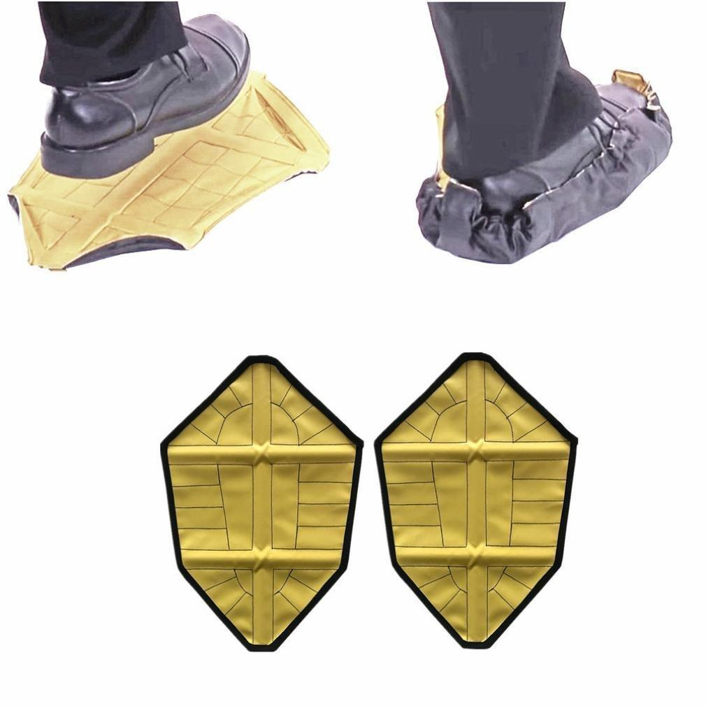 Hands-Free Automatic Parcel Lazy Foot Cover
