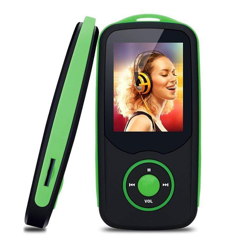 Bluetooth MP3 Music Player with FM Radio