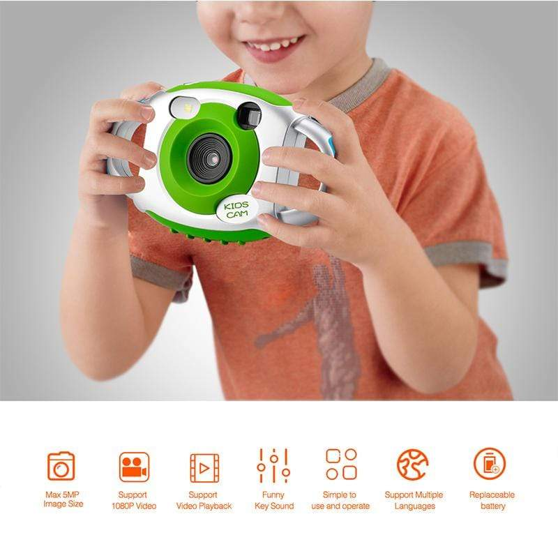 5MP Kids Digital Camera