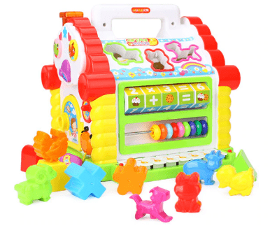 Baby's Musical Shape Sorter Toy