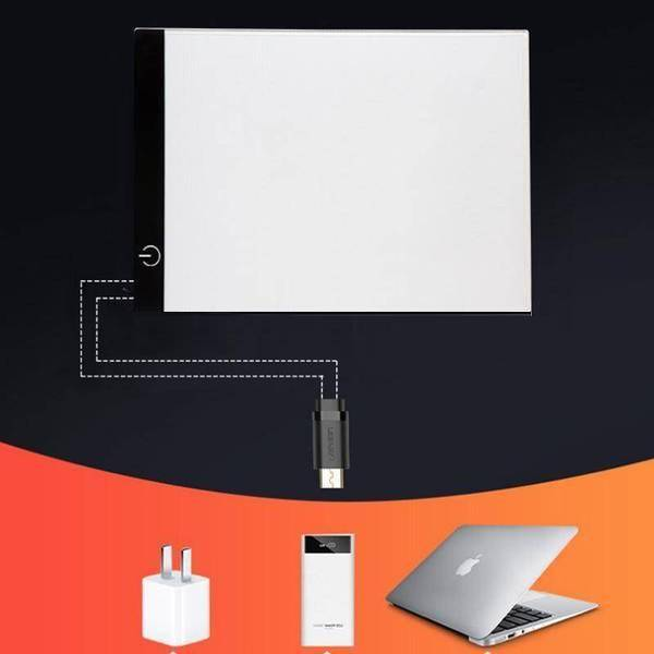 LED Light Box Tracing Kit