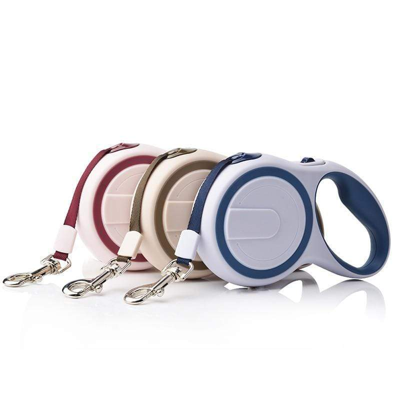 Stable Retractable Dog Traction Rope Leash
