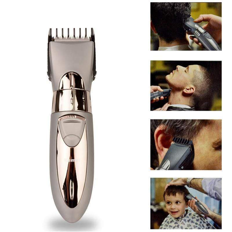 Rechargeable Hair Trimmer and Beard Shaver