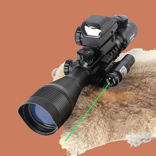 Laser Hunting Scope