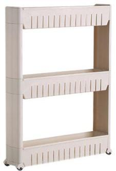 Multi-Purpose Shelf w/ Removable Wheels