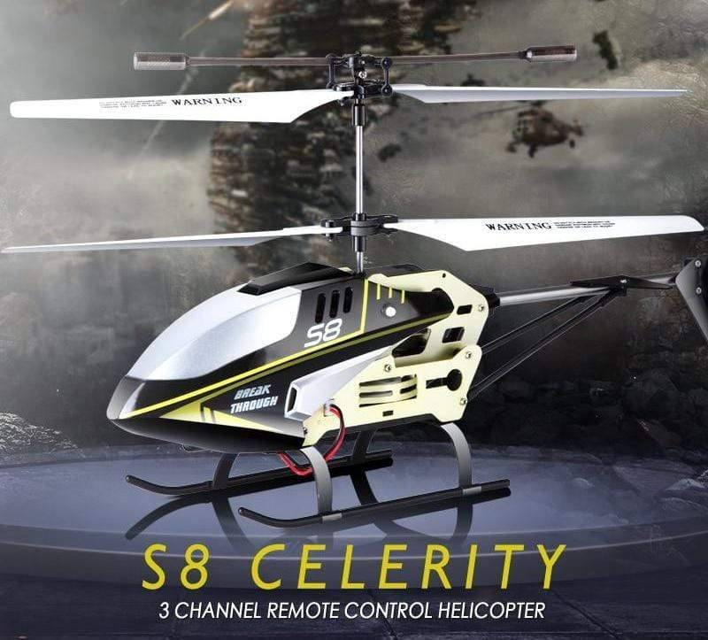 Electric Remote Control Helicopter