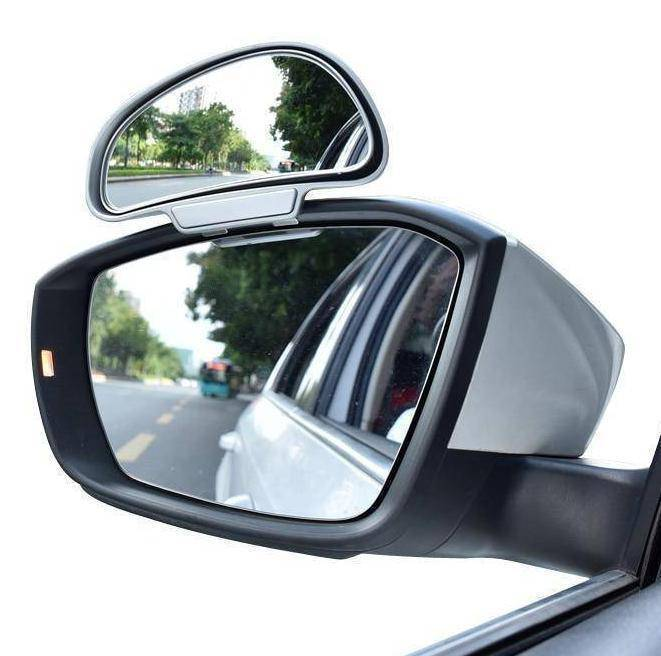 Blind Spot Auxiliary Mirror
