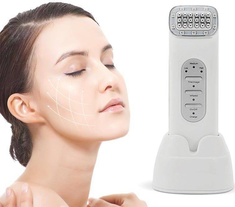 Wrinkle Remover and Skin Lifting Face Beauty Machine
