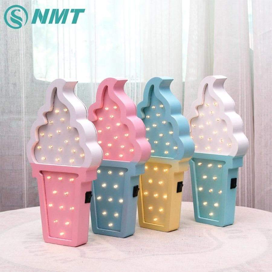 Ice Cream LED Night Light