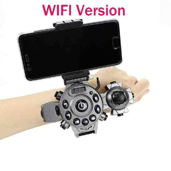 Mini Drone with Watch Type Remote Control
