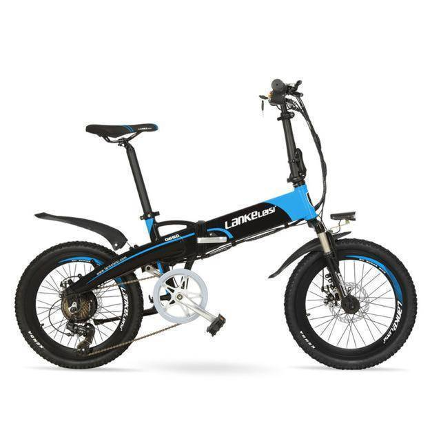 G660  Folding Electric Mountain Bike