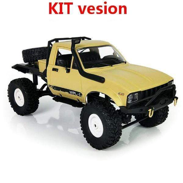 Off-Road Remote Control Monster Truck