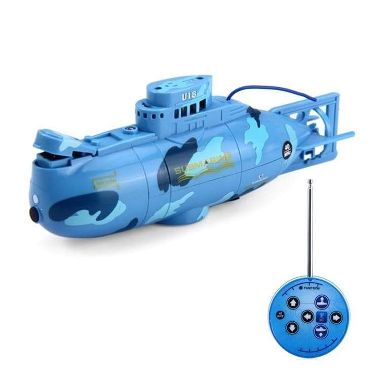 High Speed Remote Control Submarine
