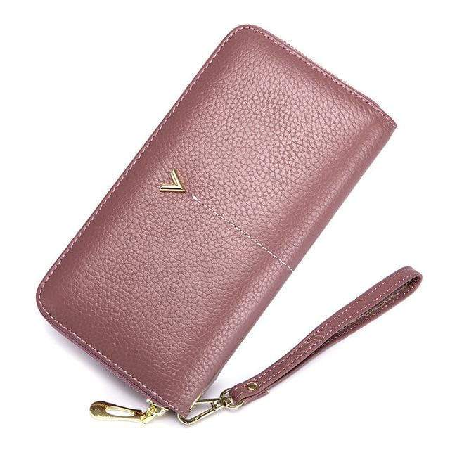 Long Women's Phone Purse Wallet