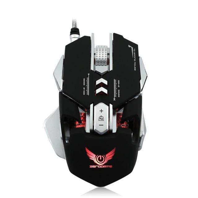 Competitive Gaming Mouse