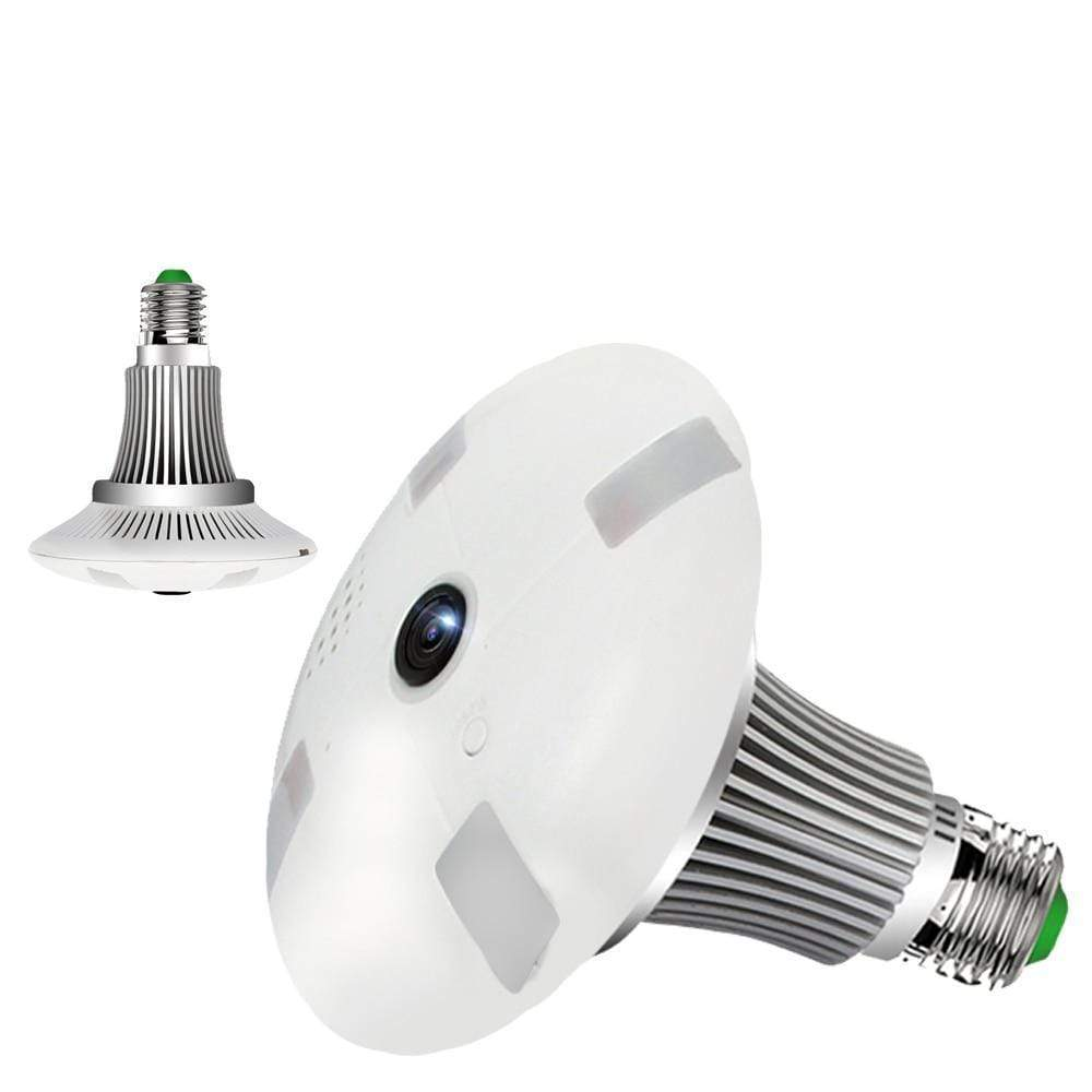 Home Security HD Wifi Light Bulb Camera