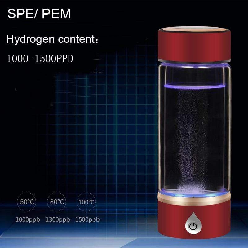 Hydrogen Water Ionizer Bottle