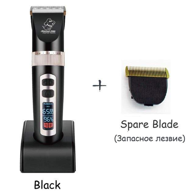 Electric Dog Grooming Clippers